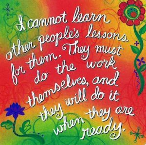 others lessons