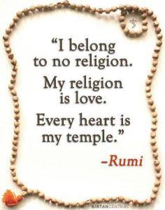 Rumi religion